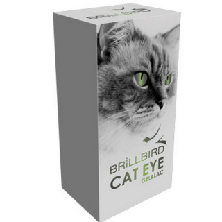 CAT EYE GEL&LAC - Olive  5 ml