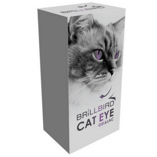CAT EYE GEL&LAC - Violet 5 ml