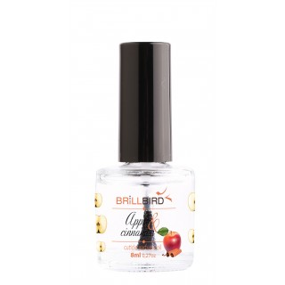 CUTICLE OIL APPLE-CINNAMON 8ml